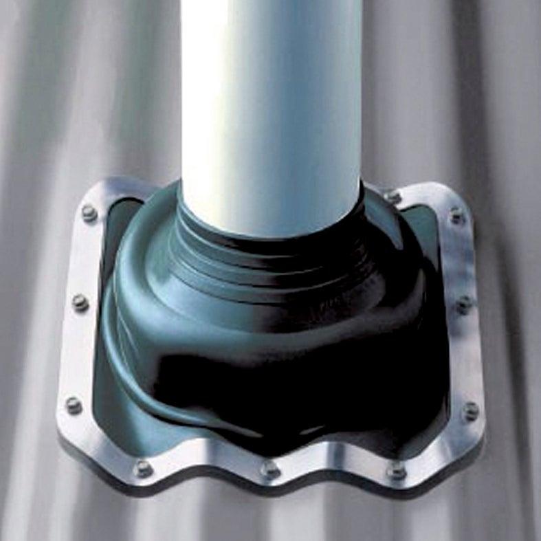 Flexible solin EPDM 150-300 mm noir
