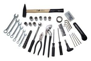 Image : Kit d'outils de mécanicien 141 pièces