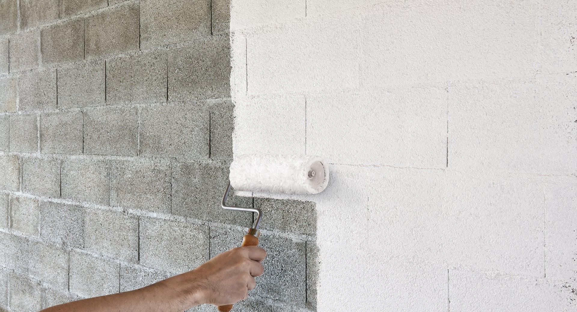Peinture Mur Et Plafond V33 Garage Sous Sol Blanc Mat 10 L Leroy Merlin