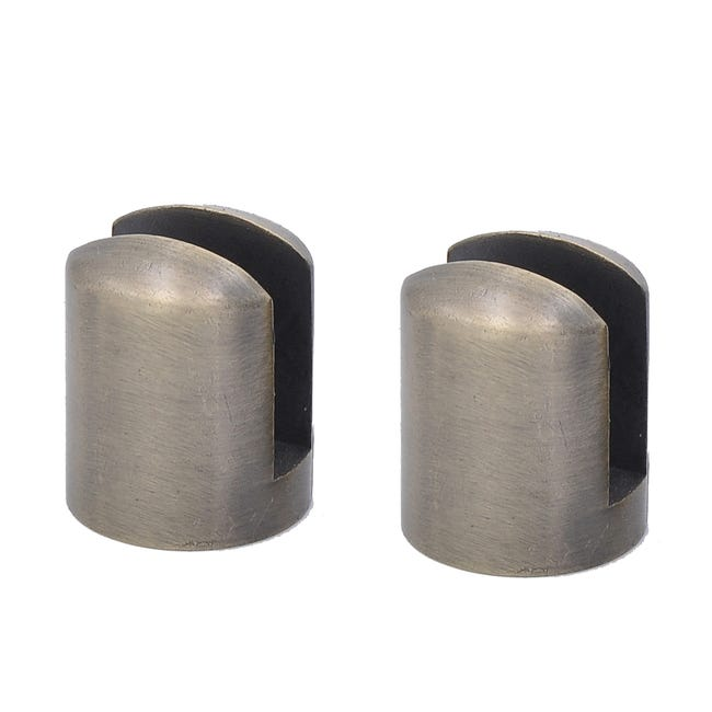 Kit De Fixation Anneau Metal Or Pour Tablette Modul Leroy Merlin
