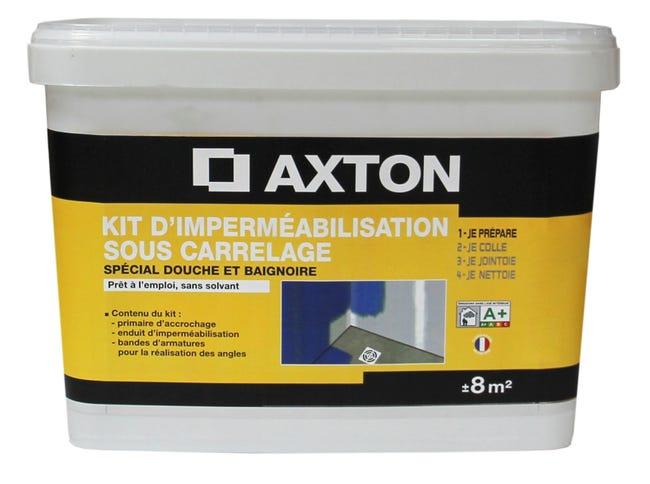 Kit Impermeabilisation Axton 8 Kg Leroy Merlin