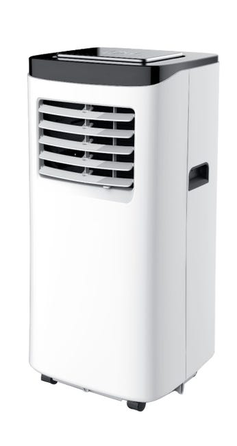Climatiseur Mobile Domair Artic 2050 W Leroy Merlin
