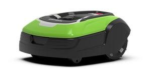 Image : Robot tondeuse connecté GREENWORKS Grl110 gsm, 1000 m²
