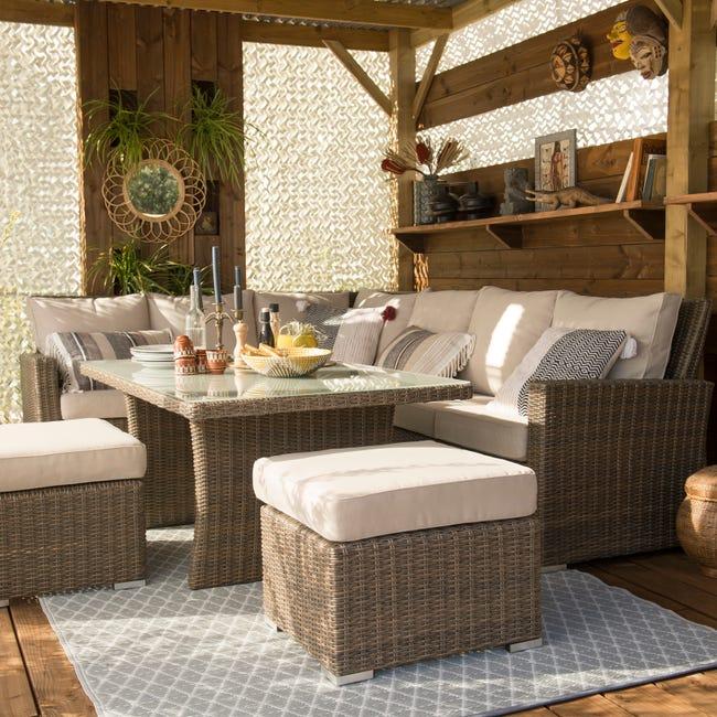Leroy Merlin Salon De Jardin Avec Table Haute