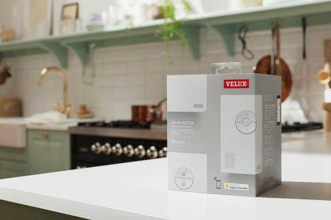 Pack De Demarrage Velux Active Avec Netatmo Kix300 Leroy Merlin