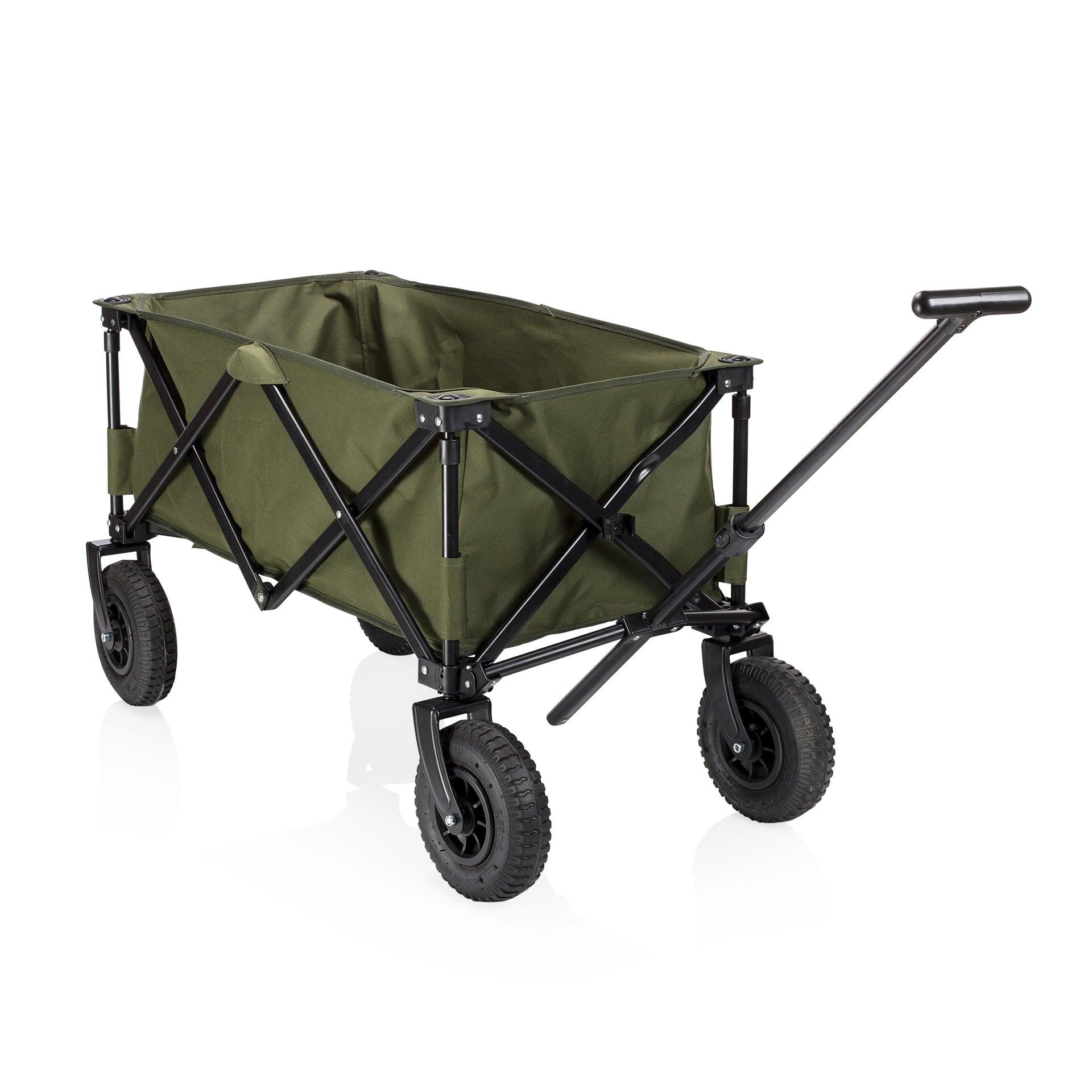 Chariot 4roues CAMPART, 100 l, 70 kg