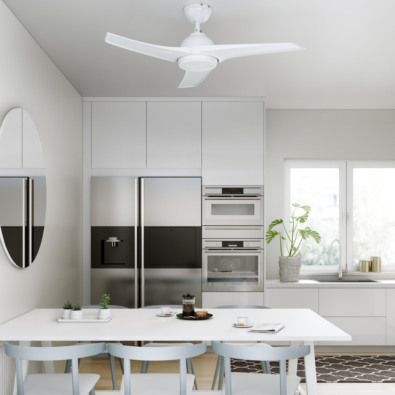 Ventilateur ARUBA PLUS INSPIRE, blanc