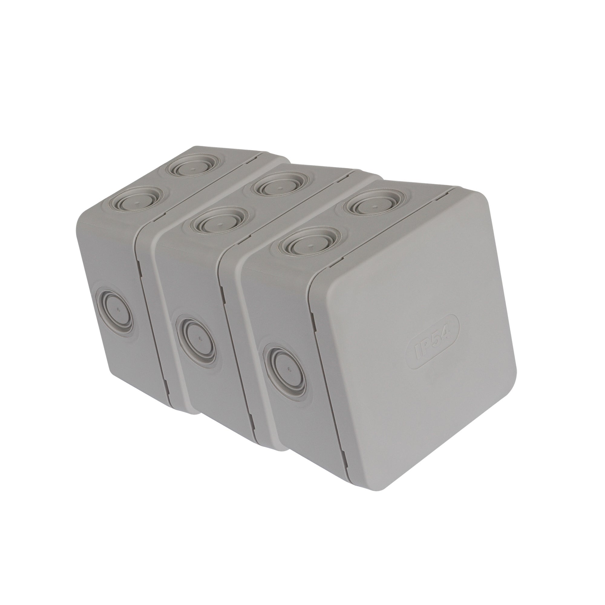 DEBFLEX Boite Derivation IP55 115x115x55