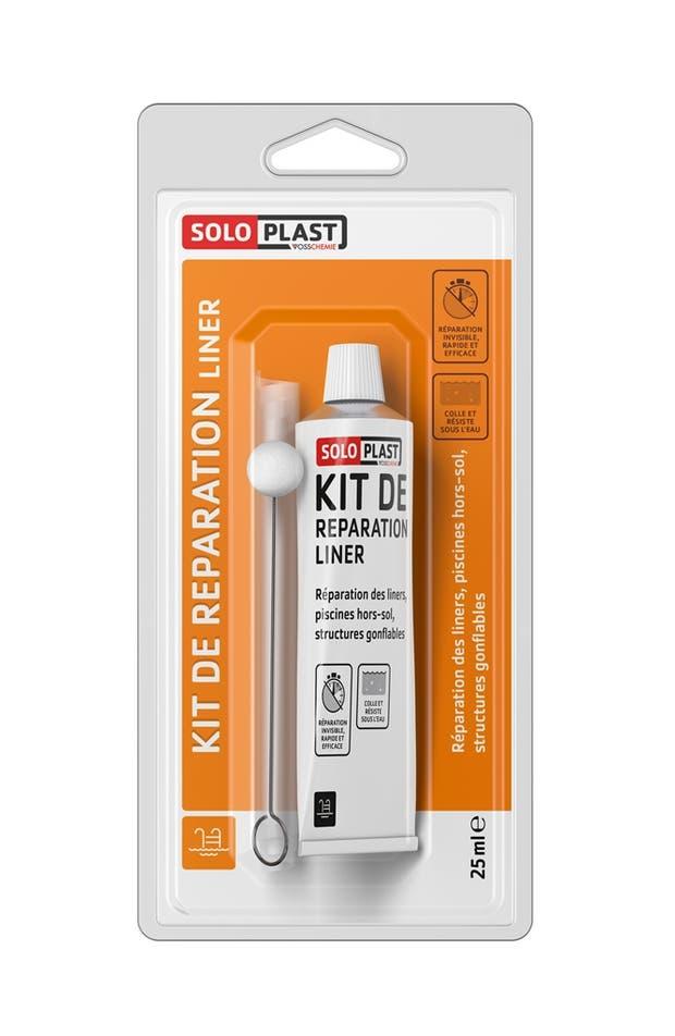 Kit De Reparation Piscine De Reparation Liner Soloplast 25 Ml