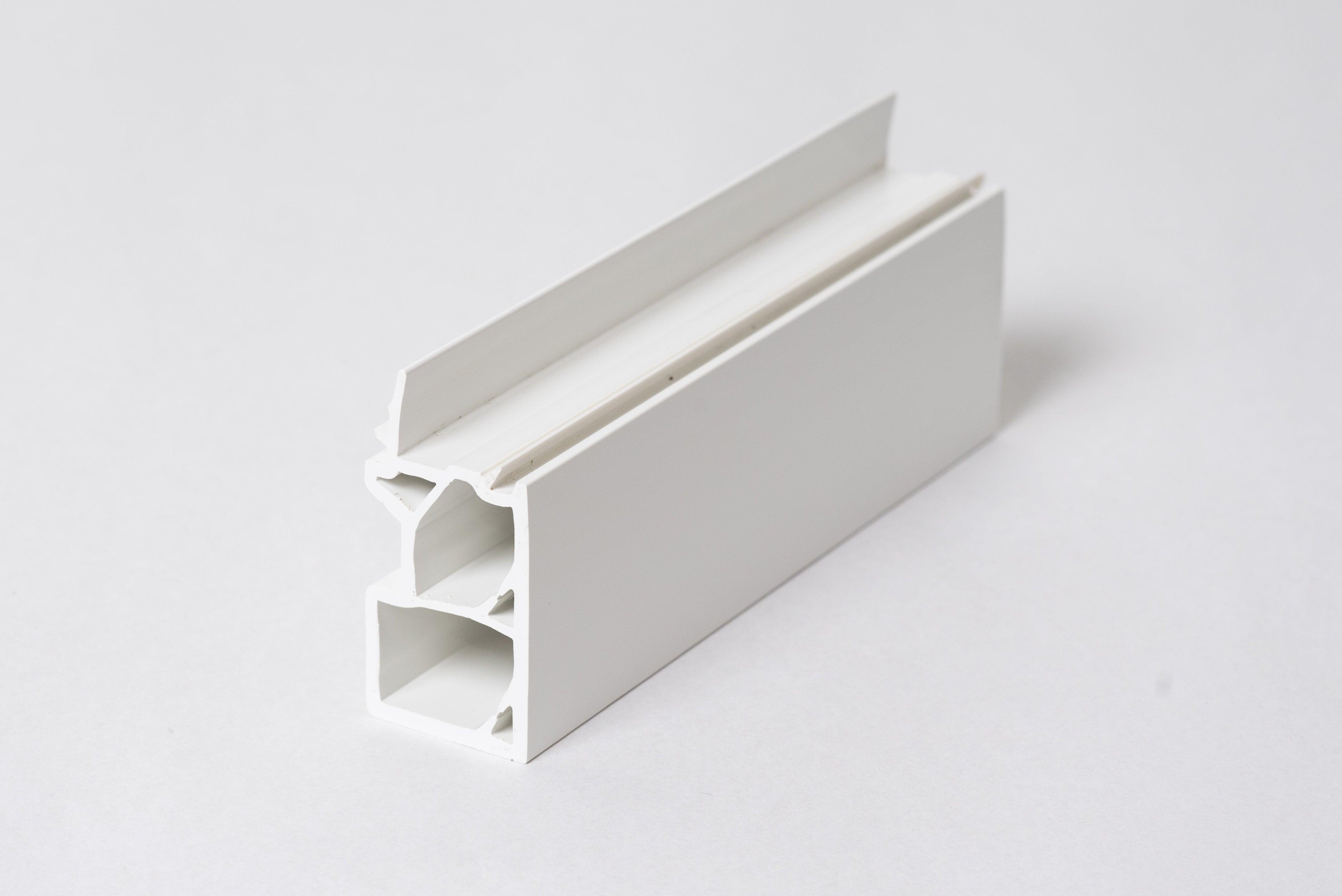 Tapee Pvc 140 Longueur 1 50m Blanc Leroy Merlin