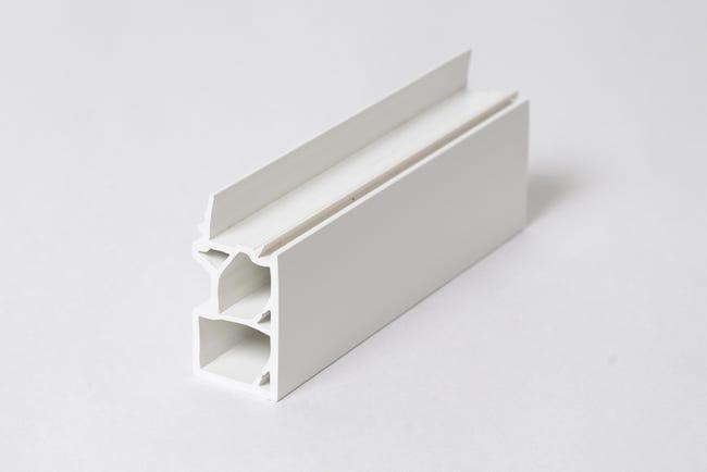 Tapee Pvc 140 Longueur 2 25m Blanc Leroy Merlin