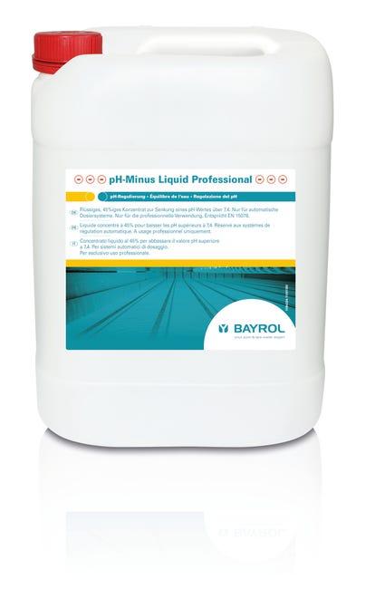 Reducteur De Ph Piscine Bayrol Minus Liquide 20 L Leroy Merlin