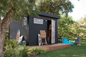 Abri de jardin bois Comfy Ep.28 mm, 9.99 m²
