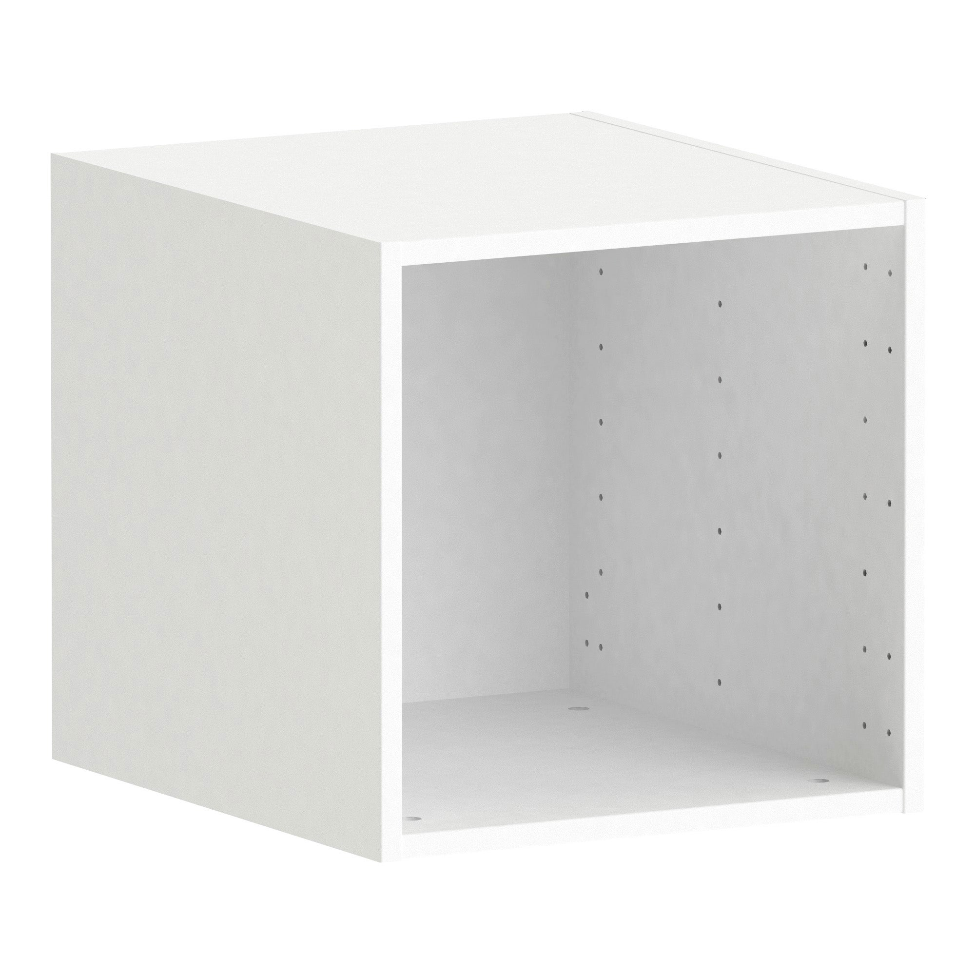 Caisson Spaceo Home Blanc H 40 X L 40 X P 45 Cm Leroy Merlin