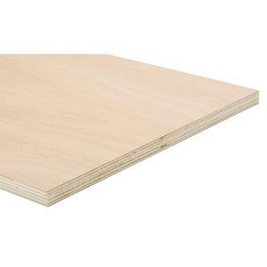 Image : Panneau contreplaqué okoumé extérieur, Ep.22 mm x L.250 x l.122 cm