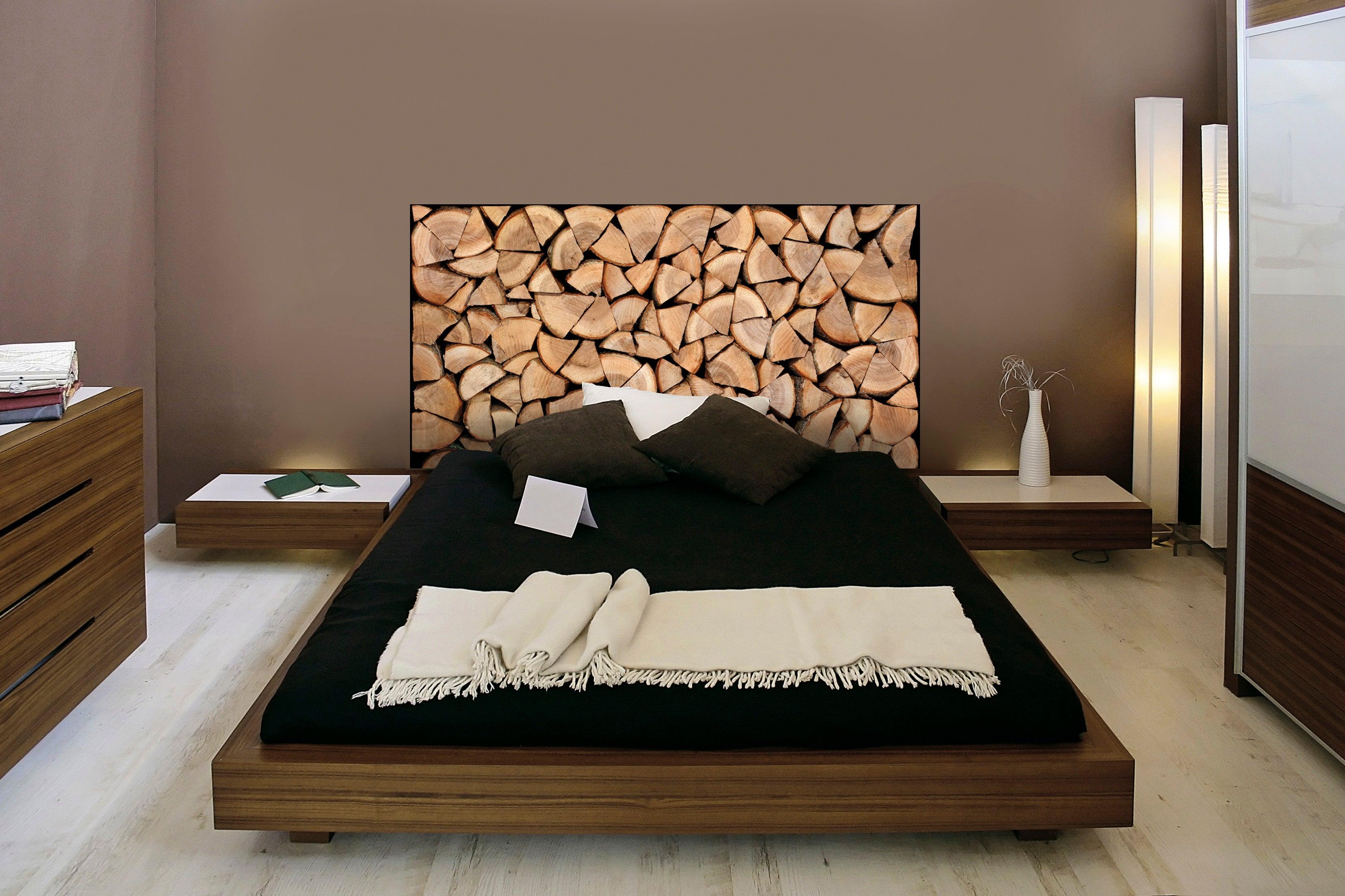 tete de lit en bois 160 leroy merlin