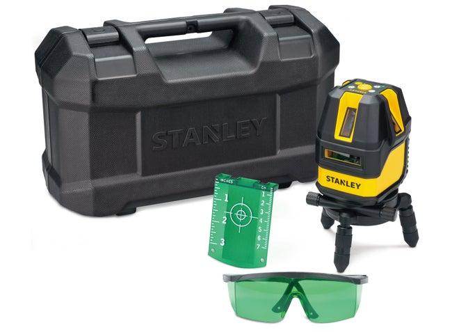 Niveau Laser Stanley Multi Lignes Sml Vert Stht77517 1