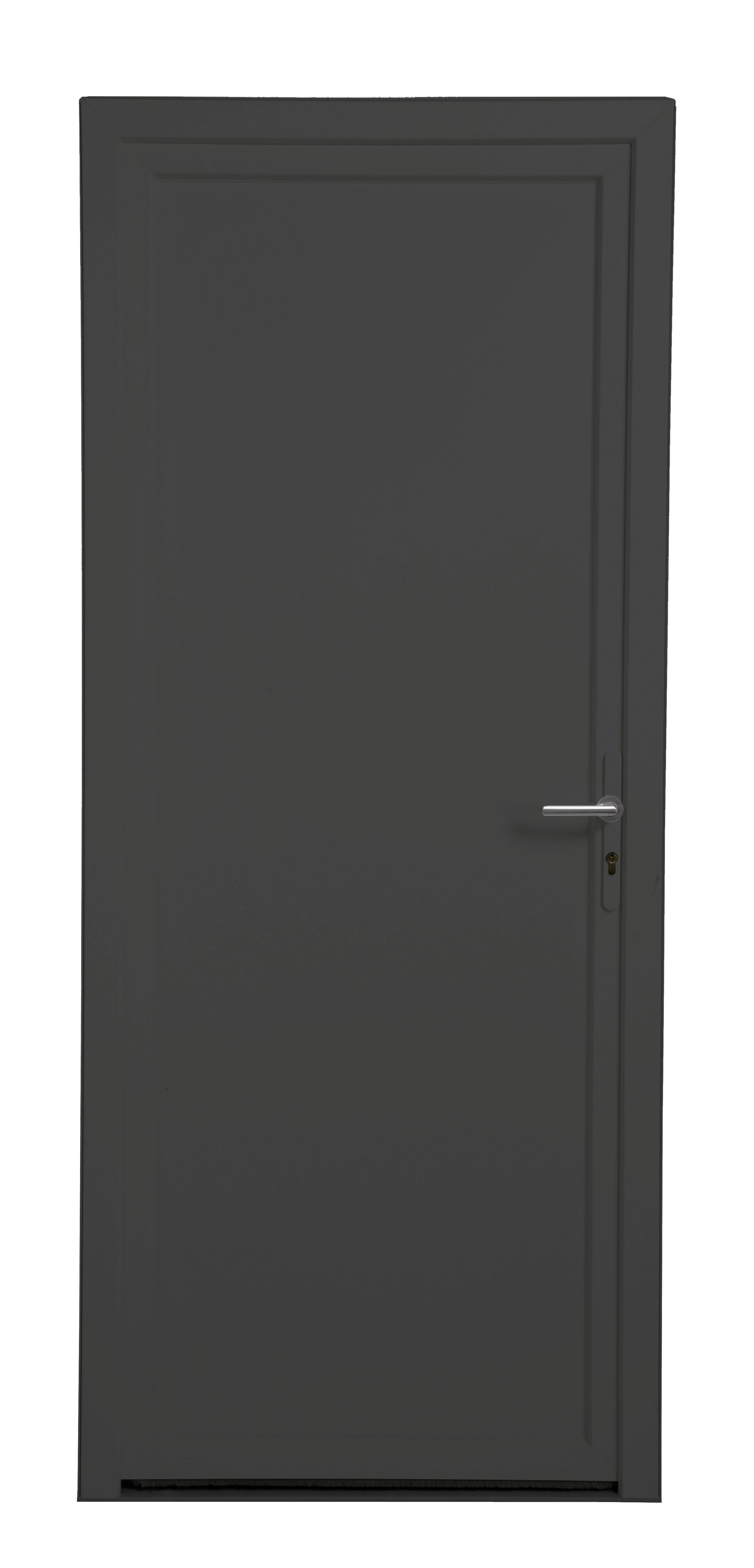 Porte D Entrée Pvc 200x90