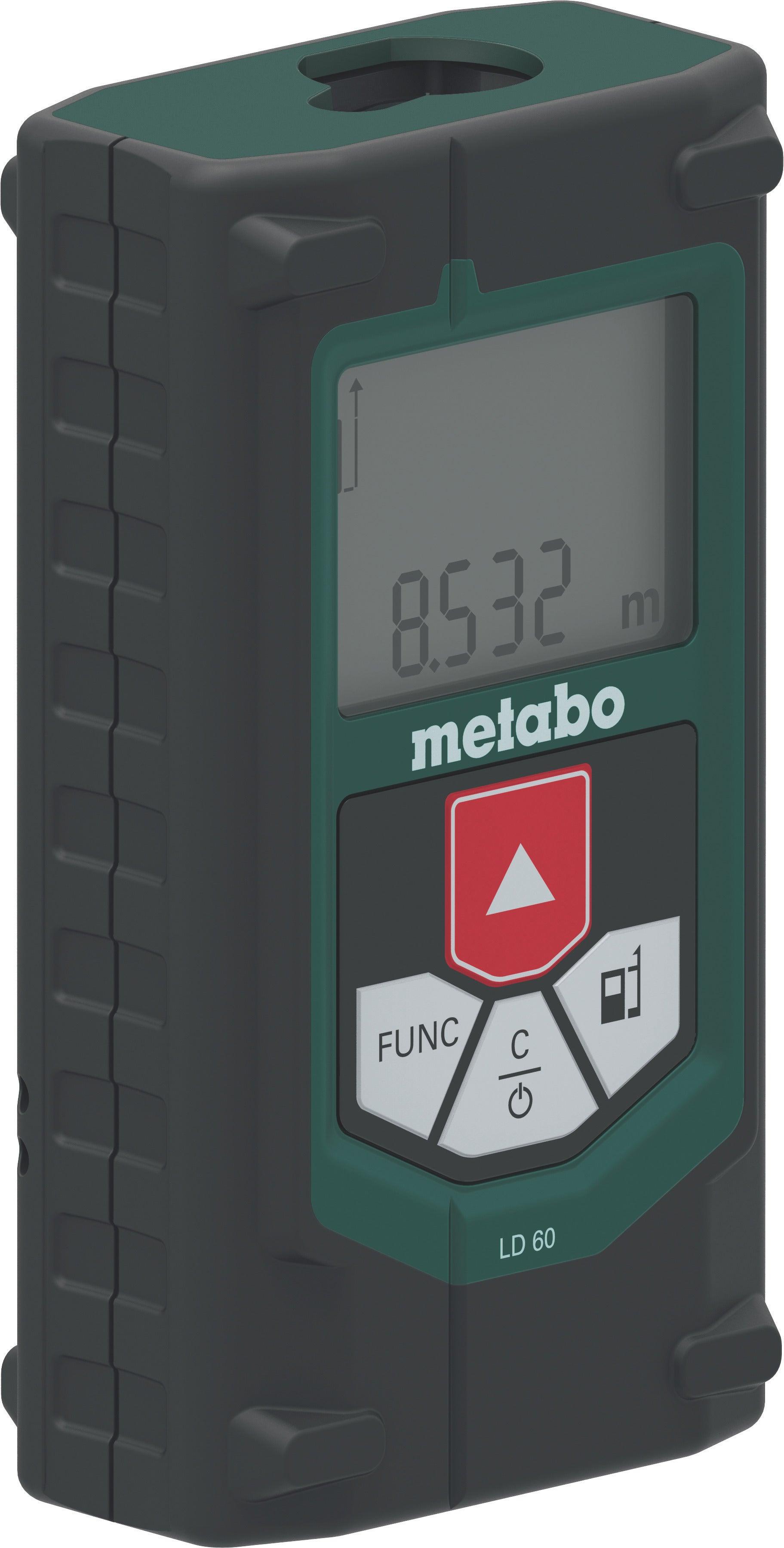 Télémètre Laser Metabo Ld 60 60 M