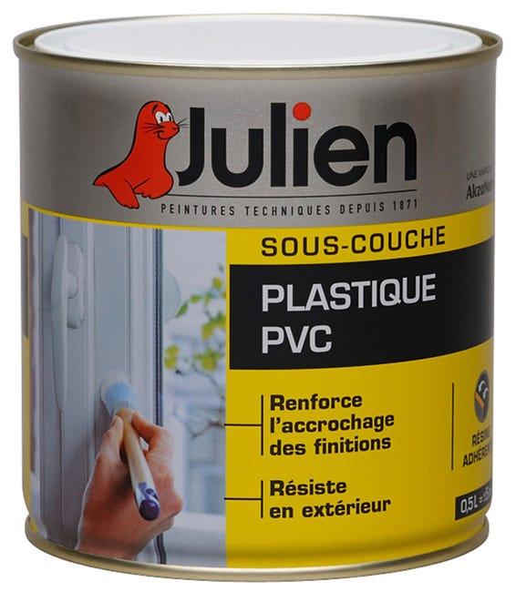 Sous Couche Pvc Aluminium Galva Julien 0 5 L Leroy Merlin