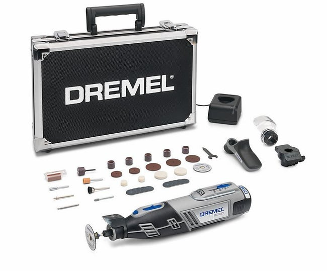 Minioutillage Dremel Sans Fil 8200 335 Kit Expert