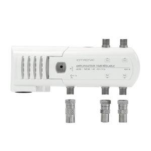 Amplificateur Intérieur Terrestre 4 Sorties Iotronic
