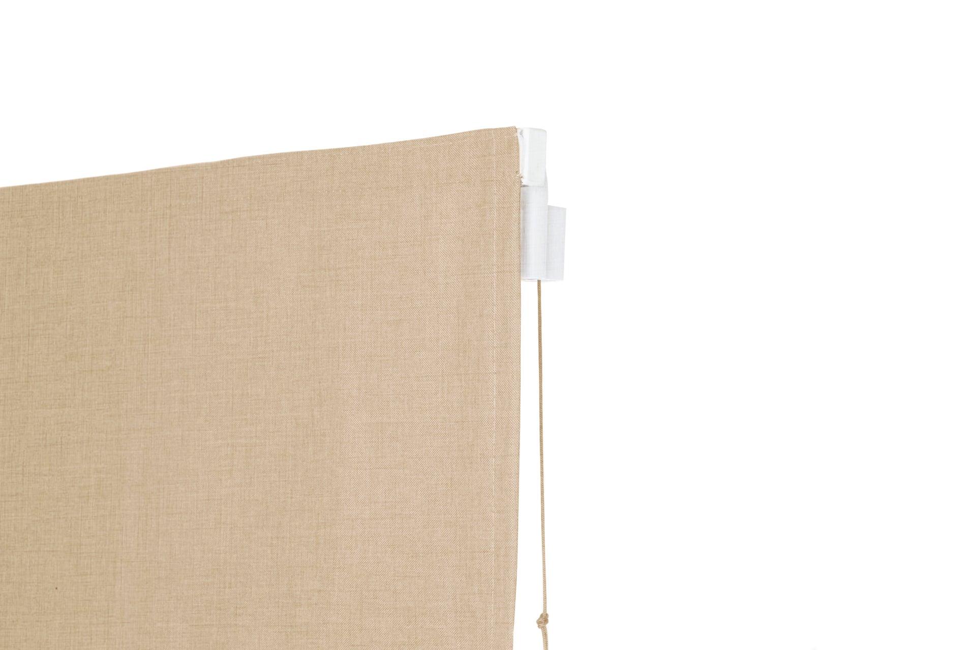 store bateau sack polyester beige h210 x l90 cm  leroy