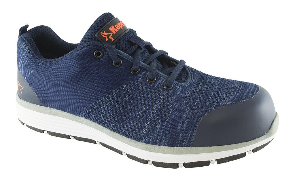 Chaussures de sécurité basses KAPRIOL Moon, coloris bleu T45