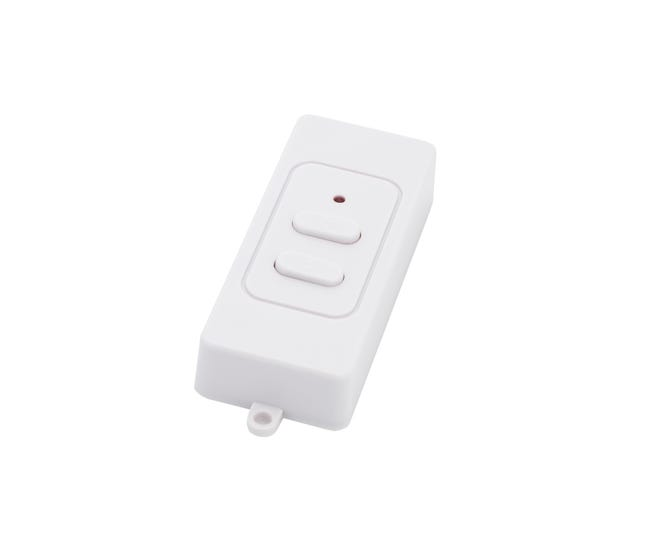 Bouton Poussoir Pour Porte De Garage Sectionnelle Primo Leroy Merlin