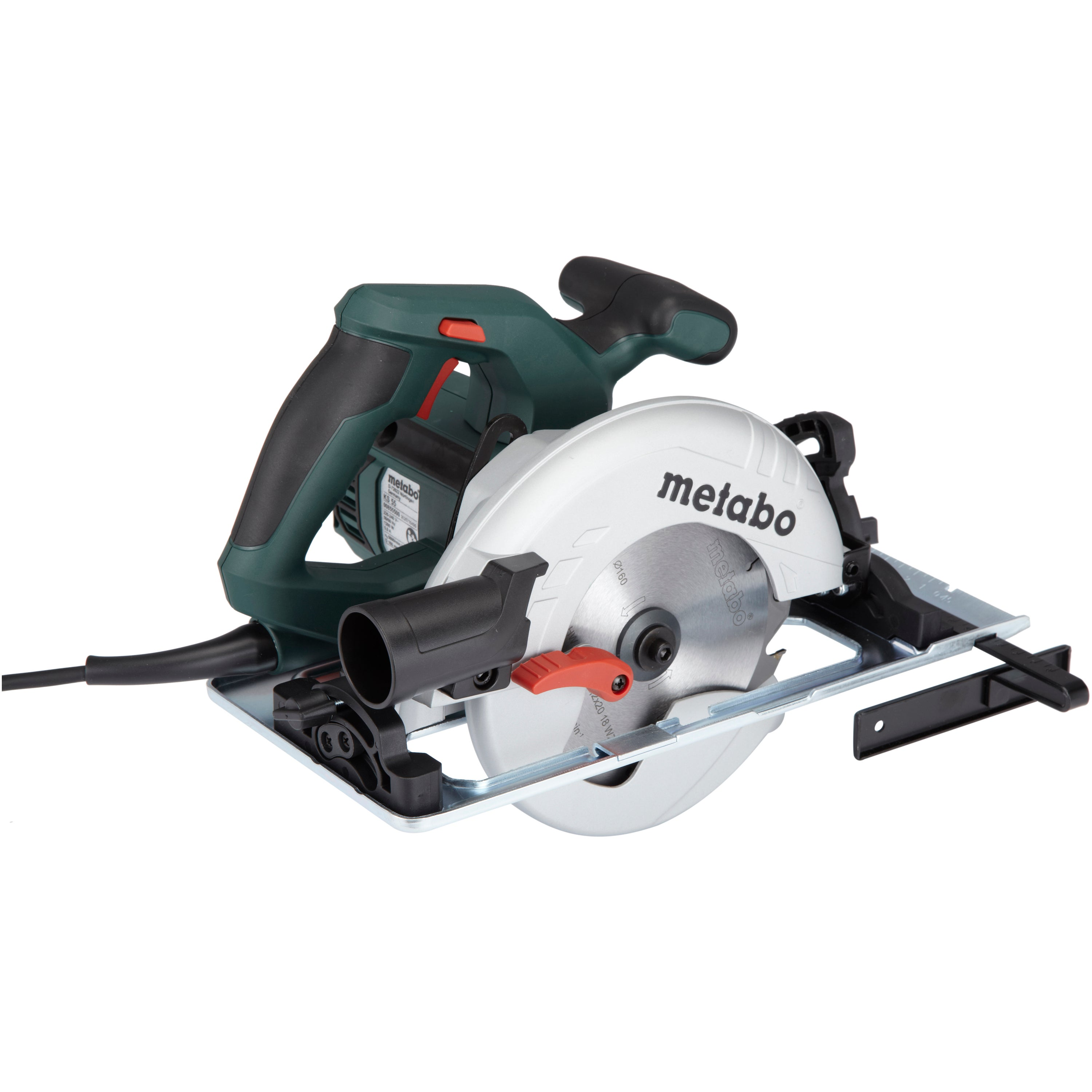 Scie Circulaire Filaire Metabo 1200 W 160 Mm Ks 55