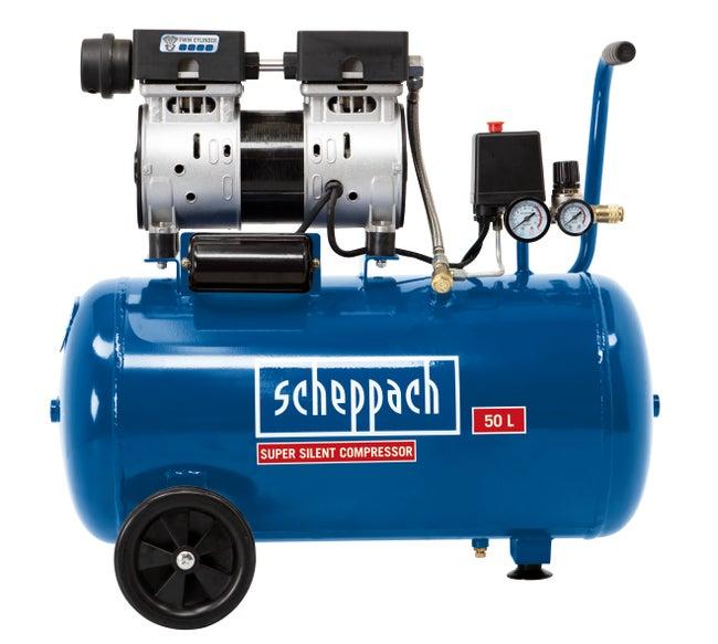 Compresseur Scheppach 24 L Hc24si 230 V Leroy Merlin