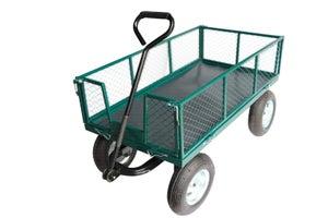 Image : Chariot de jardin TURFMASTER, 454 kg