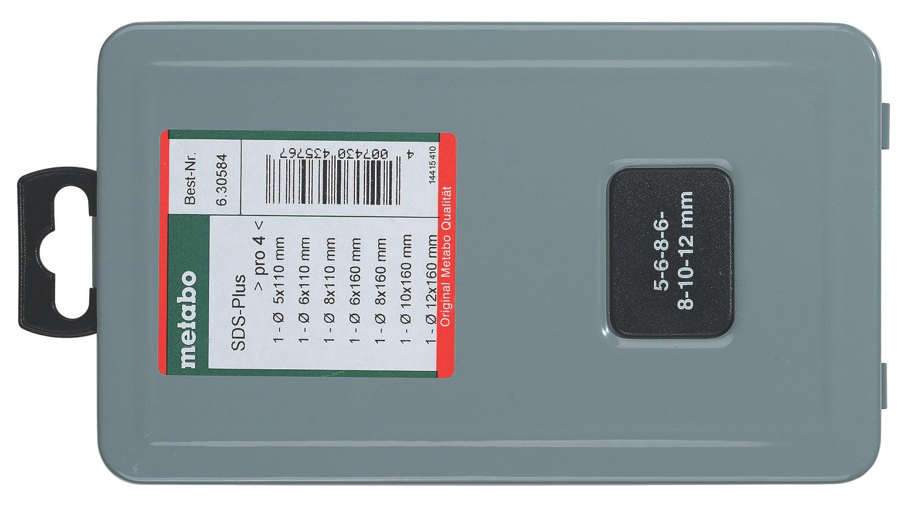 Metabo Foret de Maçonnerie 6,0 x 100 mm 627471000 carbure membré