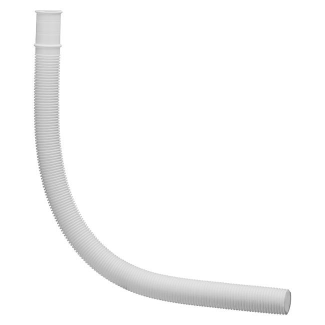 Flexible De Trop Plein Longueur 565 Mm Pour Vidage De Baignoire Valentin Leroy Merlin