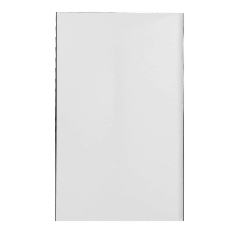 Panneau Mural H 210 X L 120 Cm Blanc Alucolor Leroy Merlin