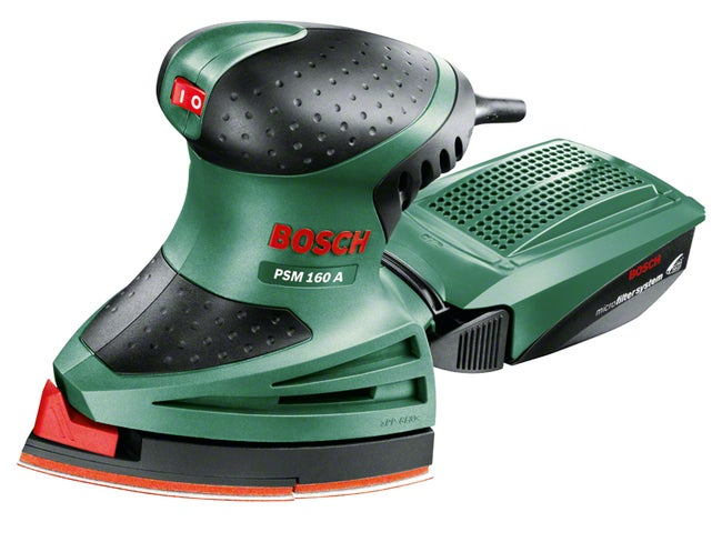 Ponceuse Delta Filaire Bosch Pms 160 A 160 W