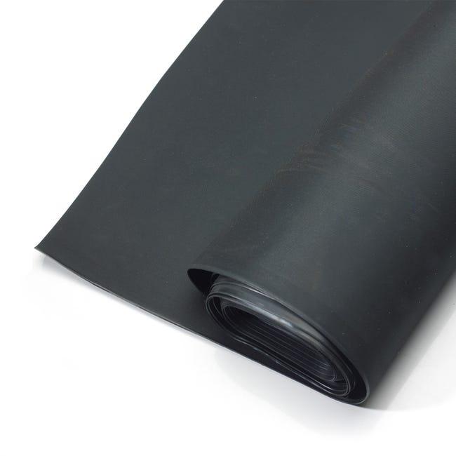 Membrane D Etancheite Pour Toit Plat Easygum Epdm Jardin Noir L 8 34xl 0 5 M Iko Leroy Merlin