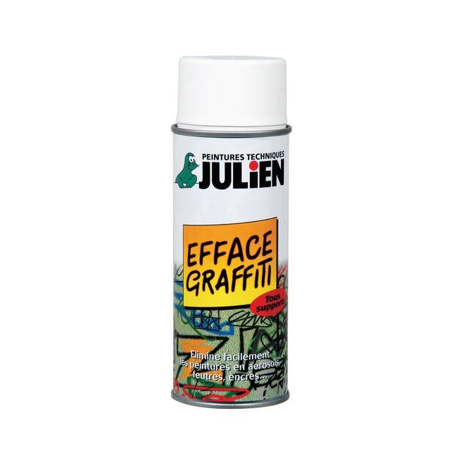 Dissolvant Antigraffiti Ot Tag Julien Incolore 0 4 L Leroy Merlin