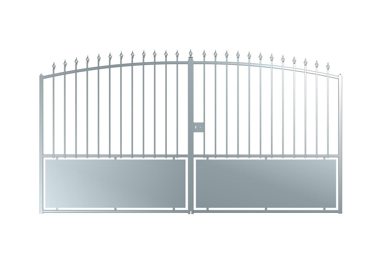 devis portail coulissant M'Tsangamouji