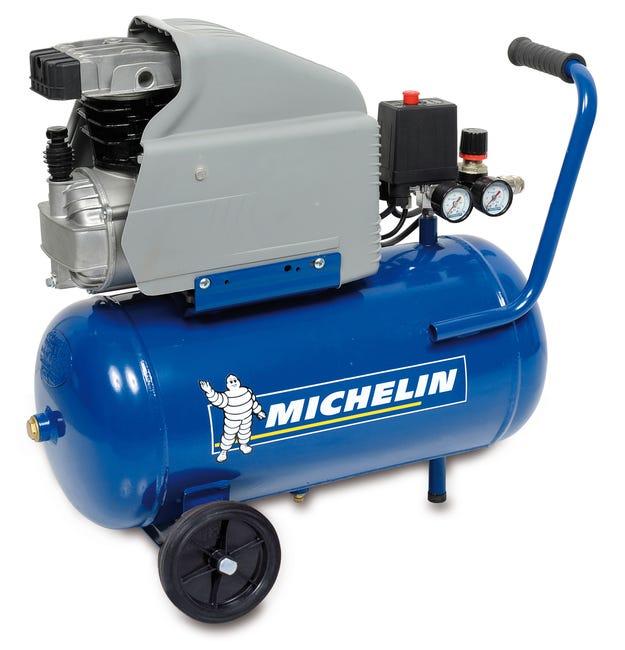 Compresseur De Loisirs Michelin 24 L 2 Cv Leroy Merlin