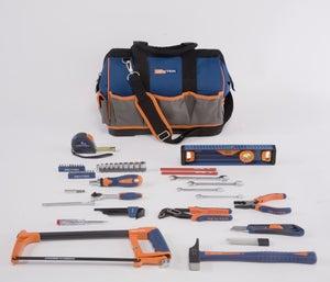 Image : Sac à outils de mécanicien 60 pièces DEXTER