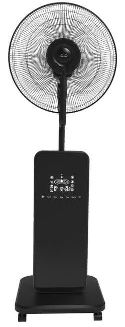 Ventilateur Brumisateur Sur Pied Domair Sw40 D 40 Cm 80 W Leroy Merlin