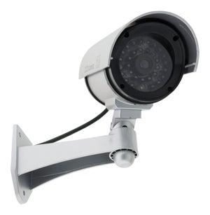 Camera Surveillance Factice Exterieur Et Sirene Au Meilleur Prix Leroy Merlin