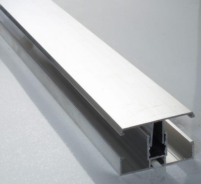Profil Jonction Pour Plaque Ep 16 32 Mm Aluminium L 4 M Leroy Merlin