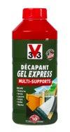 Décapant multisupport V33 Gel express, 0.5 l