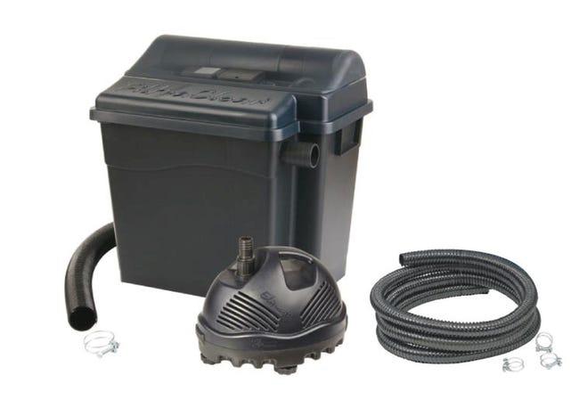 Kit De Filtration Ubbink Filtraclear Debit De 700 L Leroy Merlin