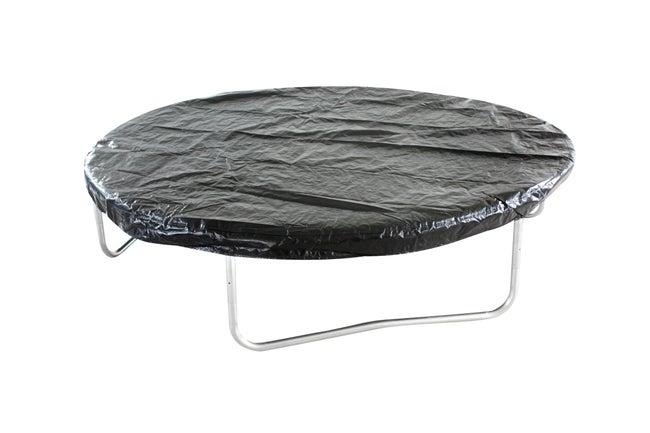 bâche de protection diam 240 cm noir  leroy merlin