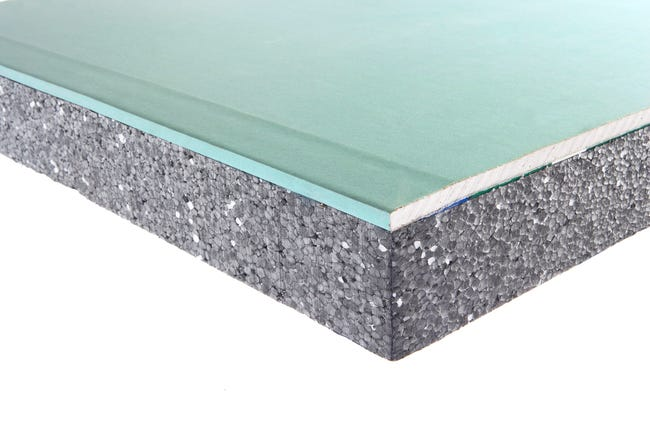Doublage En Polystyrene Expanse Th32 Hydro Resi 2 5x1 2m Ep 13 40mm R 1 30 Leroy Merlin