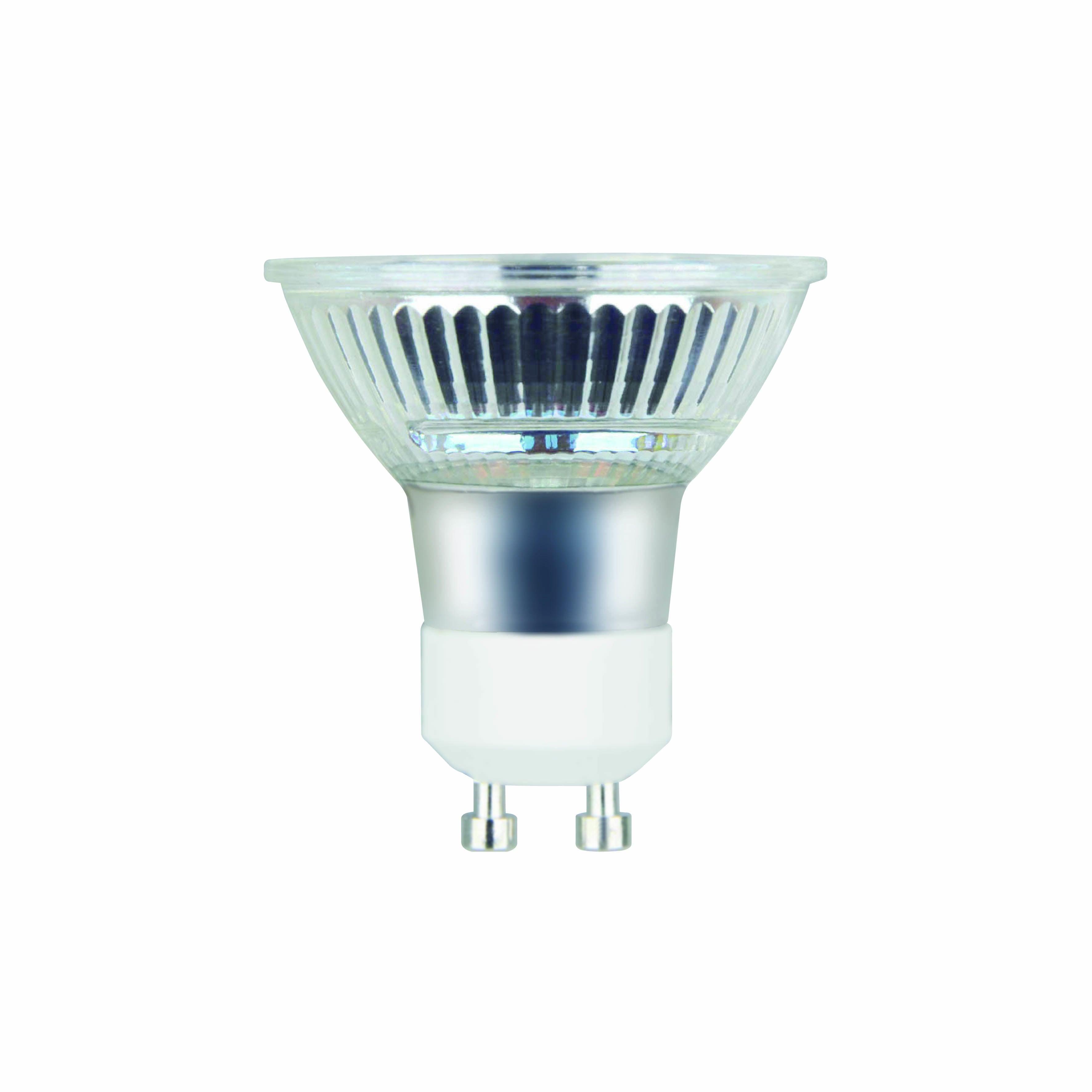 Ampoule Led Gu10 Dimmable Pour Spot 4w 460lm Equiv 50w 4000k 100 Lexman Leroy Merlin