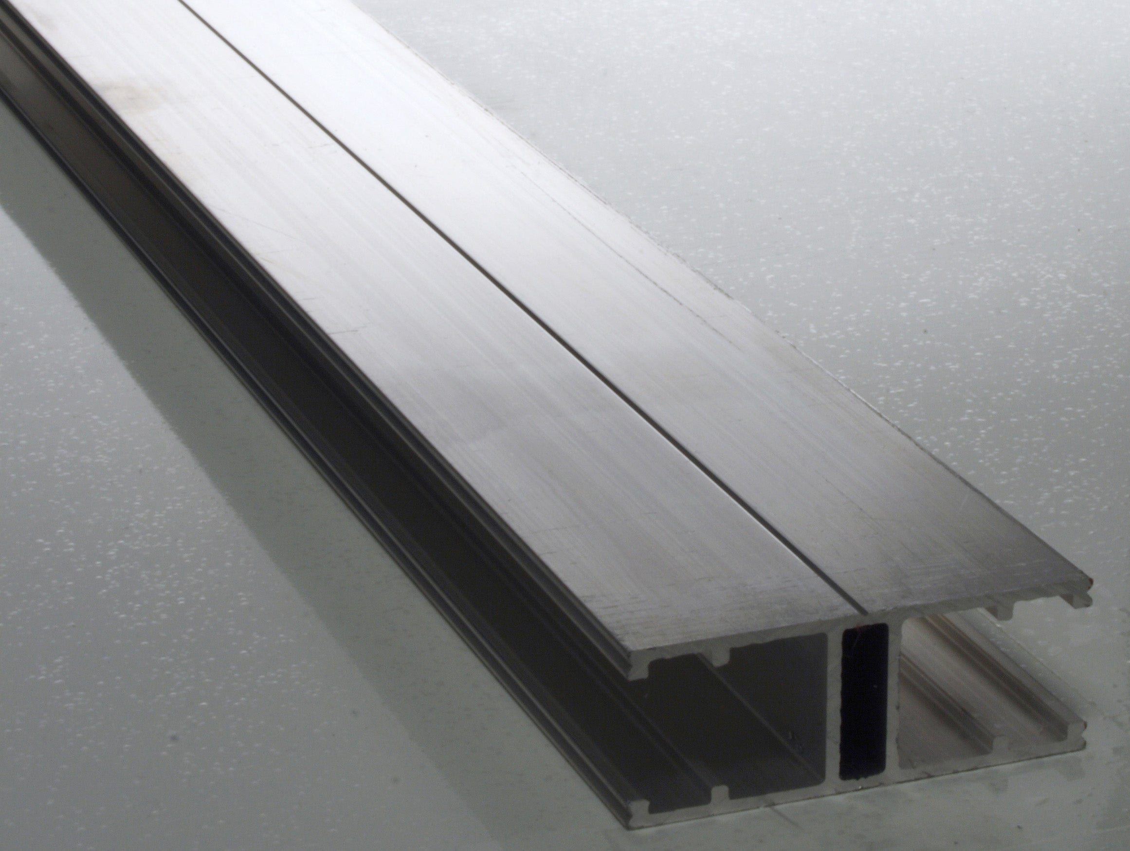 Profil Jonction Pour Plaque Ep 16 Mm Aluminium L 3 M Leroy Merlin